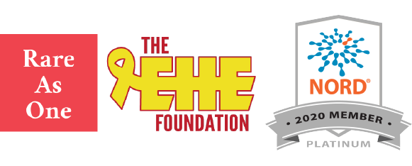 The EHE Foundation Logo