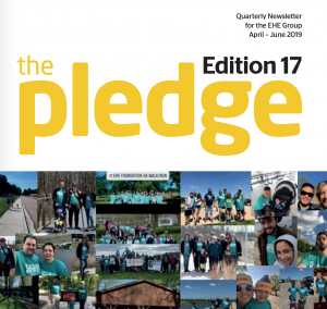 The Pledge Q2 2019